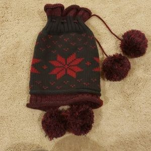 Other - Snowflake beanie, never worn